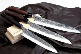 yoshihiro r 2 powdered japanese stainless steel gyuto chefs knife