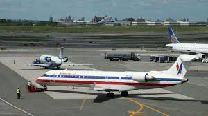 New York Lga Airport Map by Laguardia Airport Conducts Security Drill With Smoke And Emergency