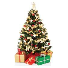 types of artificial christmas trees october 2017