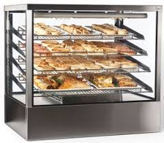 heated food display warmer cabinet case heated cabinets and displays practical products perth wa