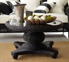 Small Round Coffee Table by Add The Traditional Rattan Coffee Table To Your Modern Home Look