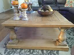 Baluster Coffee Table Balustrade Coffee Table Style U2014 Bitdigest Design Diy Custom