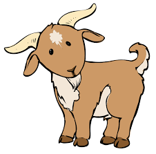 bleating goats 18 goat coloring pages and pictures print color craft