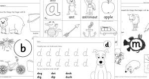 letter formation worksheets u0026 teaching resources for early years