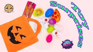 custom halloween bags halloween pumpkin bag handmade fan blind bags toy surprise eggs