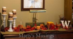 Fall Apartment Decorating Ideas Easy Fall Home Decor I Idolza