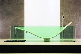 Transparent Bathtub Latest In Luxury The See Through Bathtub Wsj