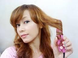 Catok Rambut Yg Kecil cara catok rambut dengan benar