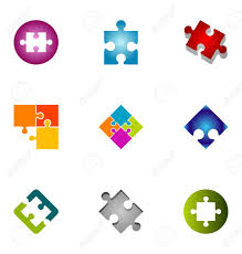 puzzle logo images u0026 stock pictures royalty free puzzle logo