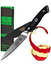 amazon com paring knives home u0026 kitchen spear point parer