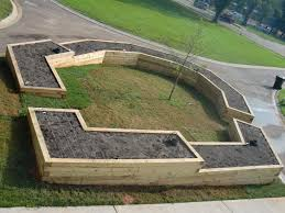 backyard ideas raised garden bed edging ideas raised bed garden