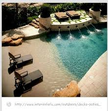 Beach Themed Backyard 112 Best Swimming Pools Images On Pinterest Backyard Ideas Pool