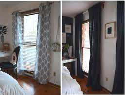 Should Curtains Go To The Floor Decorating Appealing Should Curtains Go To The Floor Inspiration With