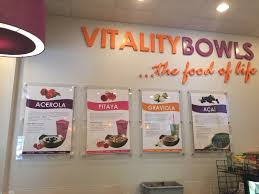 Stoneridge Mall Map Pleasanton Stoneridge Mall Açaí Bowls Vitality Bowls