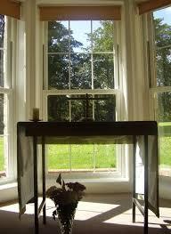 French Door Valances Bay Windows Window Treatments Ideas Treatment Curtain Curtains