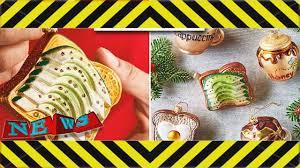 sur la table toaster nz news sur la table sells 17 avocado toast christmas ornament