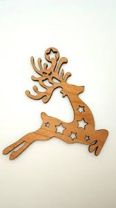 laser cut trees in decorating crate and barrel deco