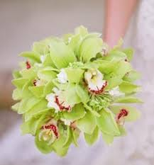 wedding flowers orchids alhamdulillah bejo green orchids wedding bouquets