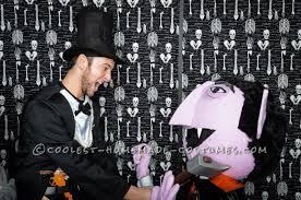 homemade count von count costume