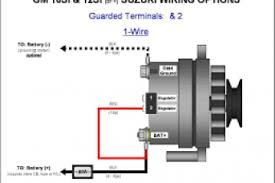 bosch alternator external regulator wiring diagram wiring diagram