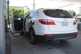 hyundai santa fe 2011 mpg 2013 hyundai santa fe term road test updates