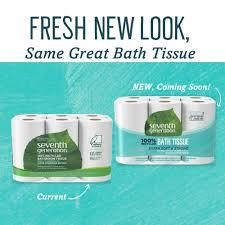 amazon com seventh generation toilet paper bath tissue 100