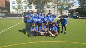 Coed Flag Football Ms Coed Flag Football Team With A Strong Start Equality Charter