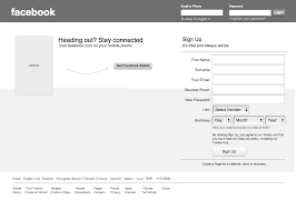 26 famous sign in sign up and log in wireframe