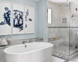 bathroom art ideas for walls cool wall art for modern bathrooms with white granite floor tiles