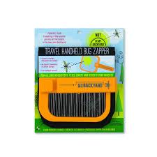 amazon com not in my backyard travel handheld folding bug zapper