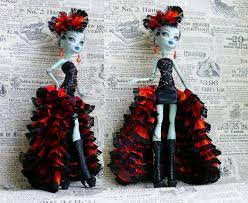 25 monster clothes ideas doll repaint