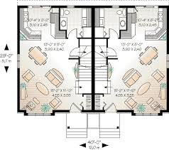 55 Harbour Square Floor Plans 70 Best House Plans Multi Family Images On Pinterest House
