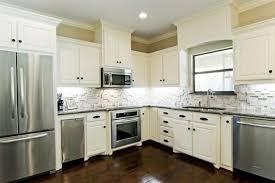 kitchen tile backsplash ideas with white cabinets white cabinets backsplash great 20 kitchens white kitchen cabinets
