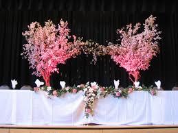 Wedding Decor Cherry Blossom Wedding Decor Greenscape Design U0026 Decor