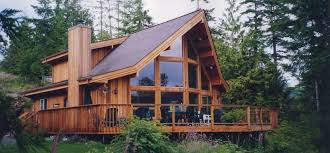 Cottage House Kits log and cedar homes log maple cedar and timber frame house kits
