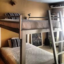 Bunk Bed Futon Desk Bunk Beds Futon Bunk Beds For Adults Diy Bunk Beds Twin Over