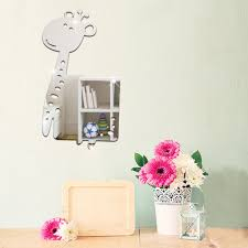 Mirror Wall Online Get Cheap Mirror Wall Stickers Aliexpress Com Alibaba Group