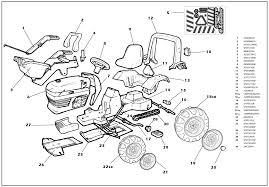 excavator igcd0542 parts kidswheels