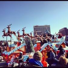 did you the philadelphia thanksgiving day parade is the