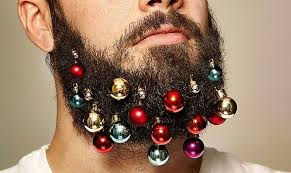 beard ornaments awesome guys create beard ornaments for the holidays