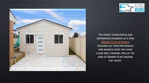 Granny Flats Floor Plans Five Star Granny Flats Youtube