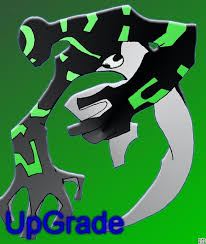 ben10 upgrade hero jaxx deviantart
