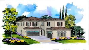 italian house plans montarra at vila borba new homes in chino hills ca 91709