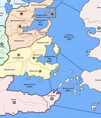 Put In Bay Map Game Of Thrones One Tiny Detail Helps Explain Euron U0027s Confusing