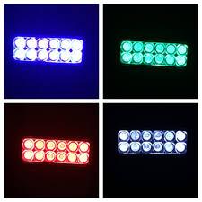 Led Light Bar 50 by 50 Inch Light Bar Backlighting Fti Off Road