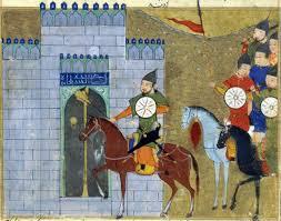 si e de mural battle of zhongdu