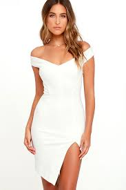 white bodycon dress bless ed are the meek mohawk white dress bodycon dress 179 00