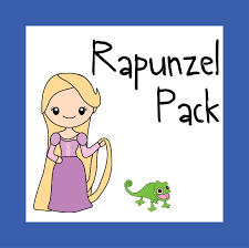 free rapunzel worksheets kids
