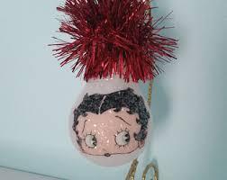 betty boop ornament etsy