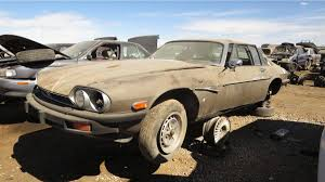 junkyard treasure 1976 jaguar xj s autoweek
